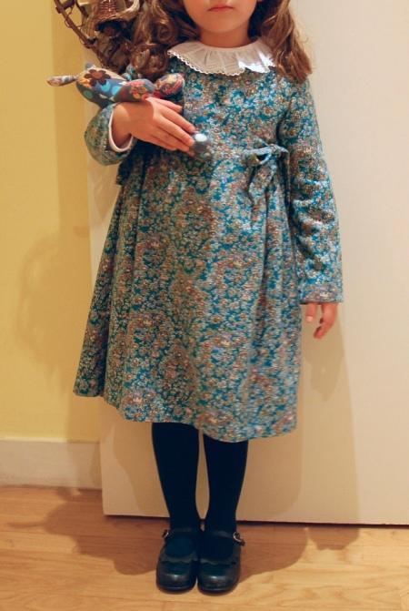 Colombine dress#5