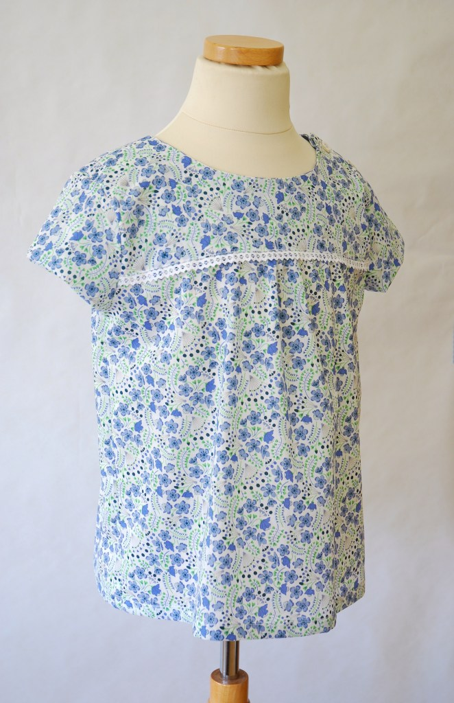 Sewlosophy blouse#3